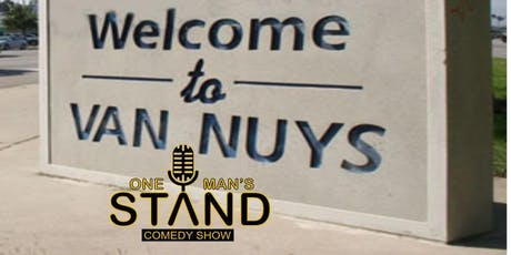 Quevaughn Bryant's One Man's Stand Comedy Show tickets