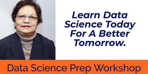 Data Science Prep Workshop