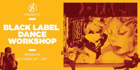 Ateam Black Label Dance Industry Workshop - Brisbane tickets