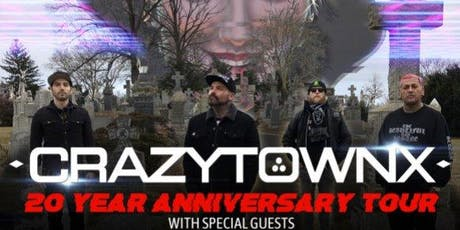 Crazy Town at The Pin tickets