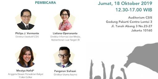 """Seminar Nasional """"Generasi Muda dan Kebijakan Luar Negeri Indonesia"""""""