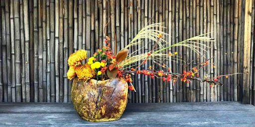 Fall Ikebana Floral Festival