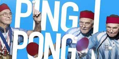 Beamafilm: Ping Pong @ Burnie Library