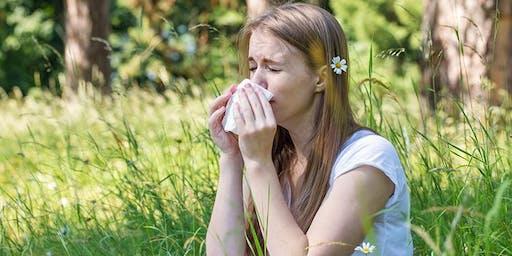 How to Nip Seasonal Allergies in the Bud