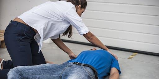 MTA Northern: First Aid Training, Manukau