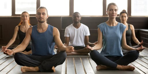 GLOBAL GROUP MEDITATION POWER - Series