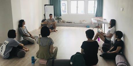 《瑜伽經》學習分享 tickets