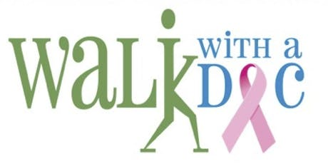 Walk With A Doc Dallas, October 19, 2019 at 10 am tickets