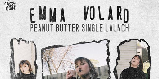 Emma Volard 'Peanut Butter' Single Launch at The Night Cat