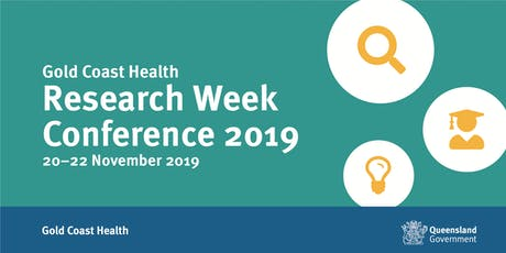 Gold Coast Health Research Week Conference 2019   tickets