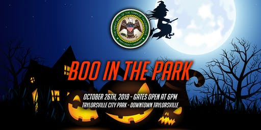 Boo in the Park