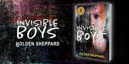 Holden Sheppard - Meet the Author event
