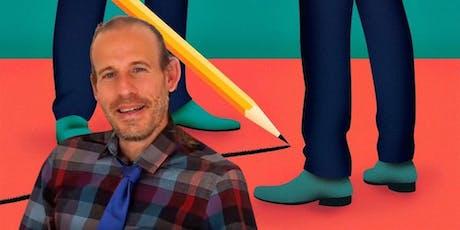 JOUER AVEC L'ABSURDE ET LE NON-SENS - Atelier avec Alex Sternick (Israel) billets