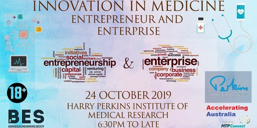 Innovation in Medicine: Entrepreneur to Enterprise