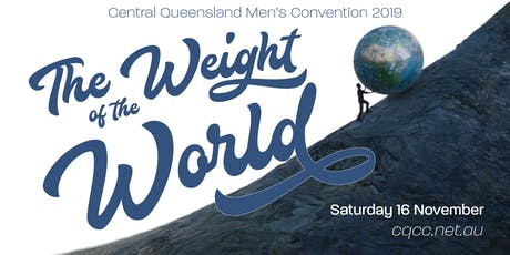 CQMC 2019 - The Weight Of The World tickets