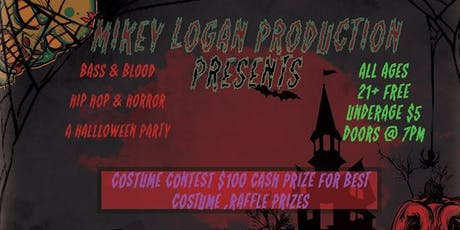 Halloween Party / Costume Contest at The Pin tickets