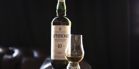Laphroaig Whisky Dinner tickets