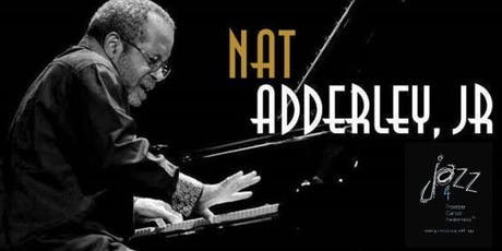 5th Annual Jazz4PCA Holiday Gala featuring jazz pianist Nat Adderley Jr tickets