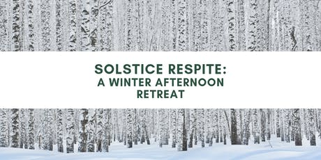 Yoga Solstice Respite: A Winter Afternoon Retreat tickets