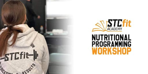 Nutritional Programming Sydney - STCfit Learning Workshop