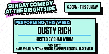 Sunday Comedy At The Brightside tickets