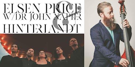 Elsen Price w/ Dr John Napier & Hinterlandt   Live @ The Boilerhouse tickets