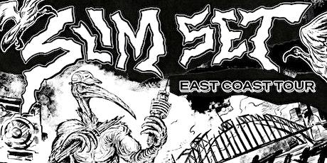 SLIM SET EAST COAST TOUR - MELBOURNE EDITION tickets