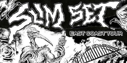 SLIM SET EAST COAST TOUR - MELBOURNE EDITION