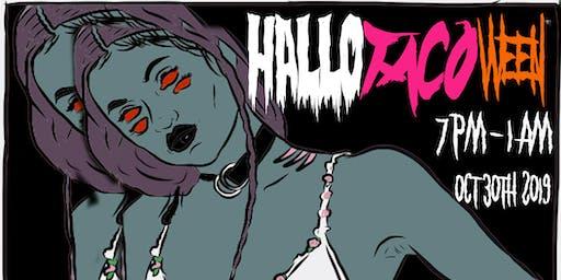 Hallo-Taco-Ween  w/ @MaskedFacesOfficial