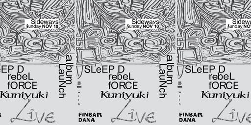 Sleep D 'Rebel Force' Album launch