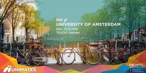 Study in Netherlands - Gặp gỡ ONCampus University of Amsterdam