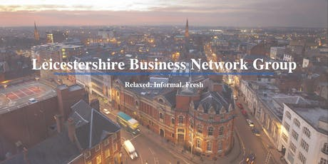 Leicestershire Business Network Group tickets