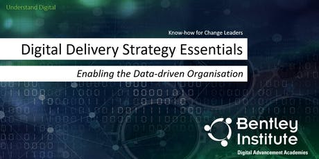 Digital Delivery Strategy Essentials tickets