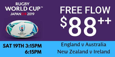 Rugby World Cup 2019 Quarter Finals - England v Australia tickets
