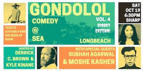 GondoLOL! A spooky spectacular!  tickets