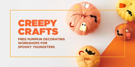 Broadway Sydney's Creepy Craft Halloween Workshop tickets