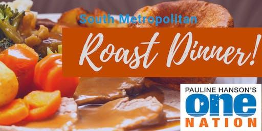 South Metro Roast Dinner