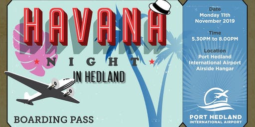 Havana Night in Hedland