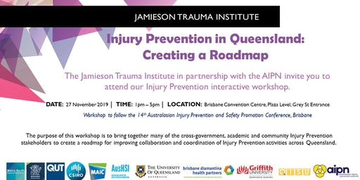 Strategic Planning for Injury Prevention in Queensland