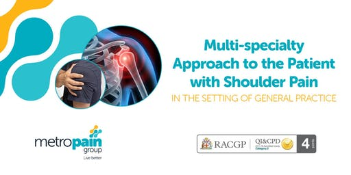 Multi-specialty Approach to the Patient with Shoulder Pain