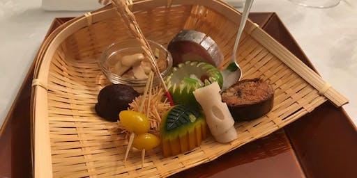 Sushi Kaiseki Dinner by Chef Hayashi