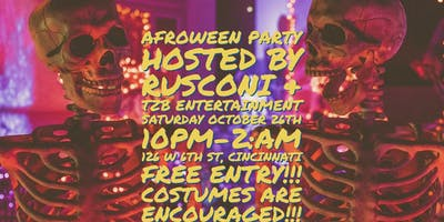 Afroween Party