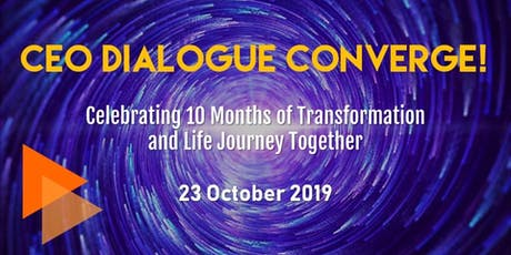 CEO Dialogue Convergence tickets