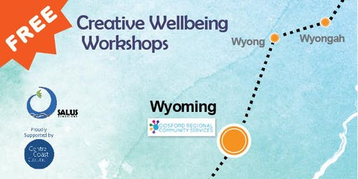 FREE CREATIVE WELLBEING WORKSHOP - CIRCUS
