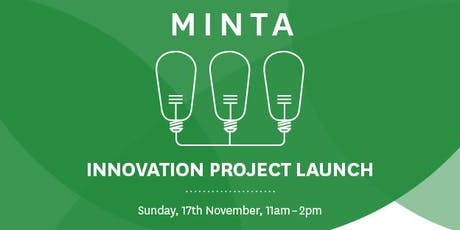Minta Innovation Project Launch tickets