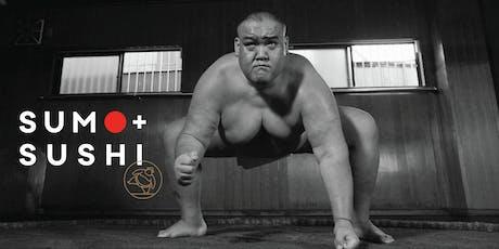 Sumo + Sushi tickets