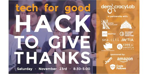 Hack To Give Thanks