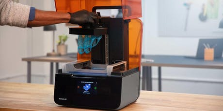 Formlabs Form 3 SLA 3D Printer Product Launch tickets