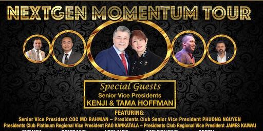 NEXTGEN MOMENTUM TOUR - NSW