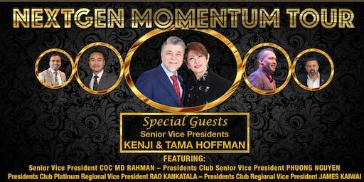 NEXTGEN MOMENTUM TOUR - SA